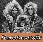 Inupiat Family from Noatak, Alaska, 1929, Edward S. Curtis