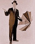 man-in-suit-holding-umbrella-and-checking-for-rain-poster-print-18-x-24_945248