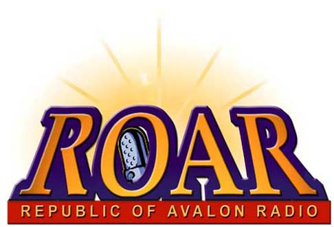 Republic of Avalon Radio Logo