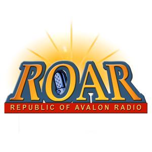 Republic of Avalon Radio Logo